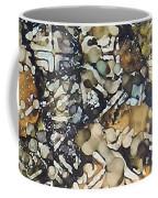 Bark Batik Ink #22 Coffee Mug