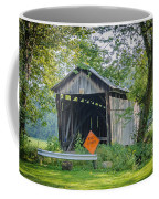 Barkhurst Covered Bridge  Coffee Mug