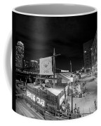 Barking Crab Boston Ma Black And White Coffee Mug