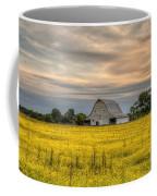 Barm In A Yellow Field Coffee Mug
