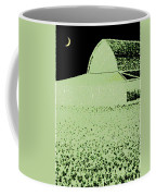 Barn Abstract Coffee Mug