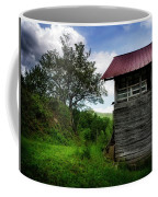 Barn After Rain Coffee Mug