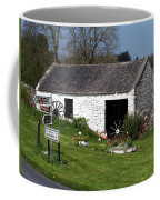 Barn At Fuerty Church Roscommon Ireland Coffee Mug