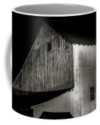 Barn At Night Coffee Mug
