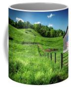 Barn Flag Coffee Mug
