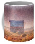Barn In Early Light  Coffee Mug