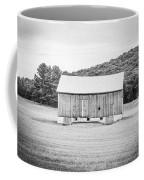 Barn In Meadow Coffee Mug