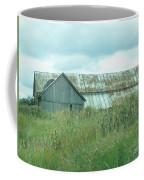 Barn In Softness Of Nature Coffee Mug
