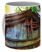 Barn In Summer Colors Coffee Mug