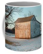 Barn Late Afternoon Coffee Mug