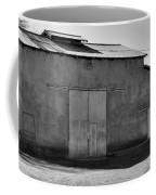 Barn On Dairy Farm Coffee Mug