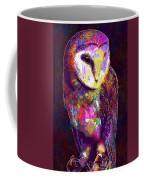 Barn Owl Bird British Nature  Coffee Mug