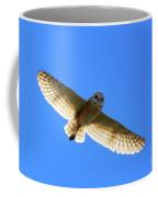 Barn Owl Flight Coffee Mug