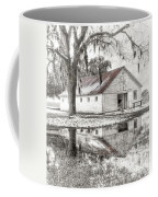 Barn Reflection Coffee Mug