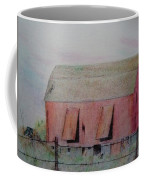 Barn The Red Coffee Mug