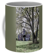 Barn Underneath The Tree Coffee Mug