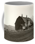 Barn Vermont Horizontal Coffee Mug