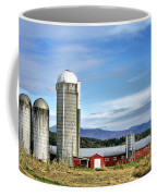 Barn With A View Coffee Mug