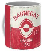 Barnegat Beach Badge Coffee Mug