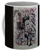Barnyard Horse Coffee Mug