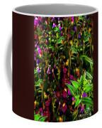 Baroque Noir Coffee Mug