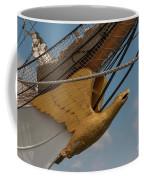 Barque Eagle Masthead Coffee Mug