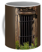Barred Coffee Mug
