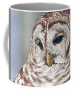 Barred Portrait Coffee Mug
