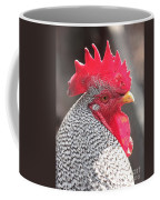 Barred Rock Rooster Coffee Mug