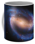 Barred Spiral Galaxy Ndc 1300 Coffee Mug
