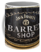 Barrel Shop Coffee Mug