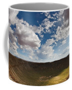 Barringer Meteor Crater #4 Coffee Mug