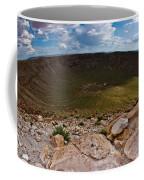 Barringer Meteor Crater #6 Coffee Mug