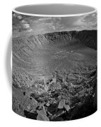 Barringer Meteor Crater #7 Coffee Mug