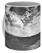Barringer Meteor Crater Coffee Mug