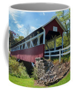 Barronvale Bridge  Coffee Mug by Cindy Lark Hartman