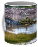 Barry Island Wrecks 3 Coffee Mug