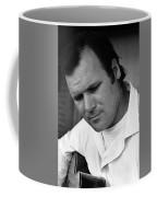Barry Sadler 1 With Guitar Tucson Arizona 1971 Coffee Mug
