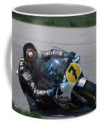 Barry Sheene. 1984 Nations Motorcycle Grand Prix Coffee Mug