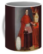 Bartholomew Fabro Y Palacios - Bishop Of Huamanga  Coffee Mug