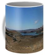 Bartolome Island Panorama Coffee Mug
