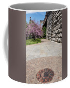 Base Of The Brooklyn Bridge Coffee Mug