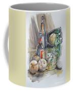 Baseball And Beer Coffee Mug