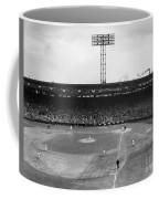 Baseball: Fenway Park, 1956 Coffee Mug
