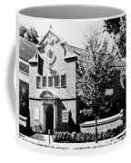 Baseball Hall Of Fame Coffee Mug by Granger
