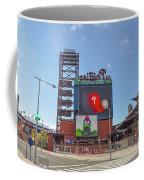Baseball In Philadelphia - Citizens Bank Park Coffee Mug