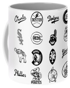 Baseball Logos Coffee Mug