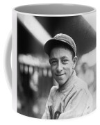 Baseball Mascot Eddie Bennett Coffee Mug