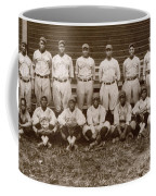 Baseball: Negro Leagues Coffee Mug