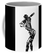 Baseball Player Coffee Mug